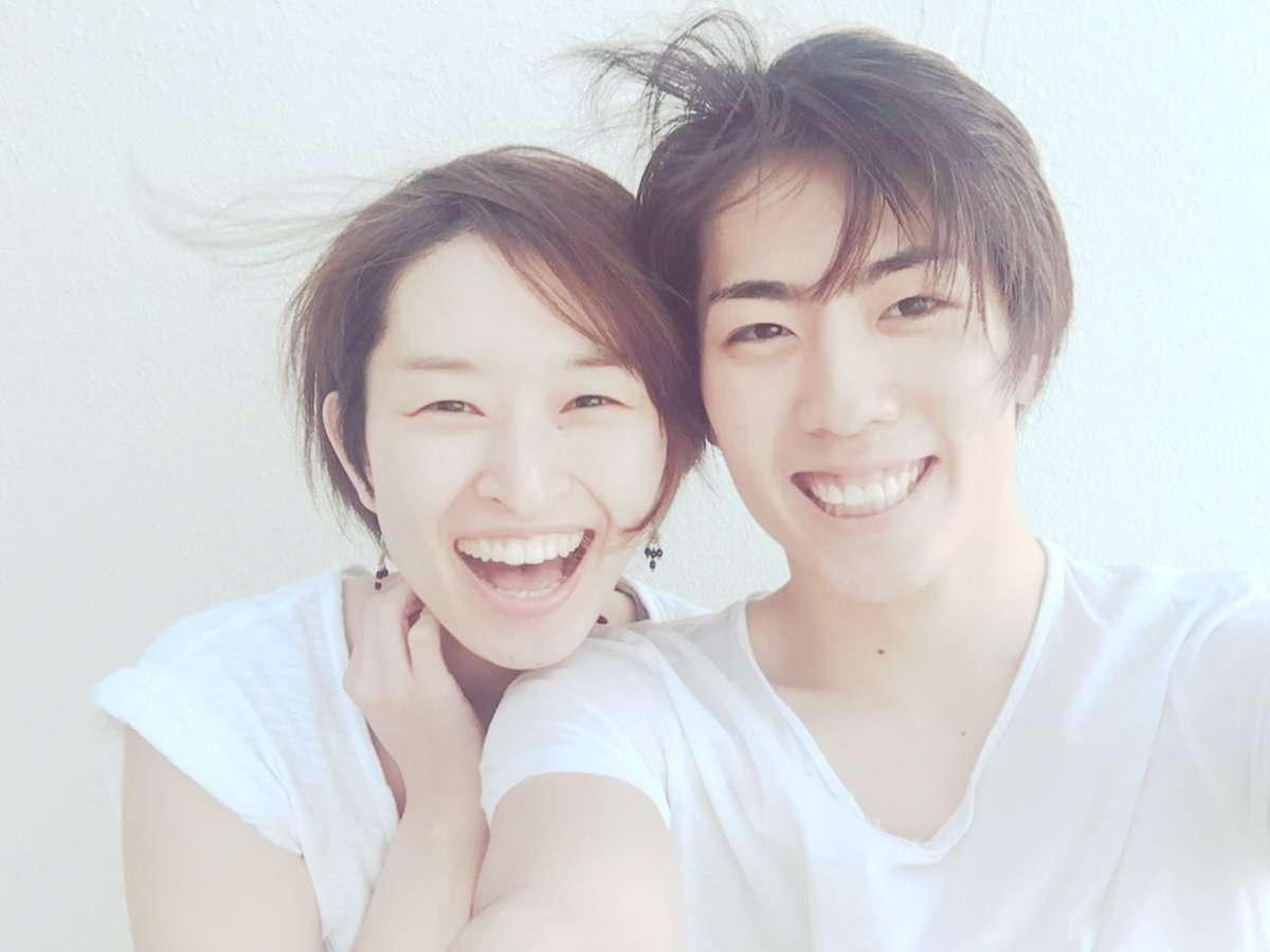 島袋寛子と早乙女友貴が結婚 爽やかな2ショット公開し祝福の声