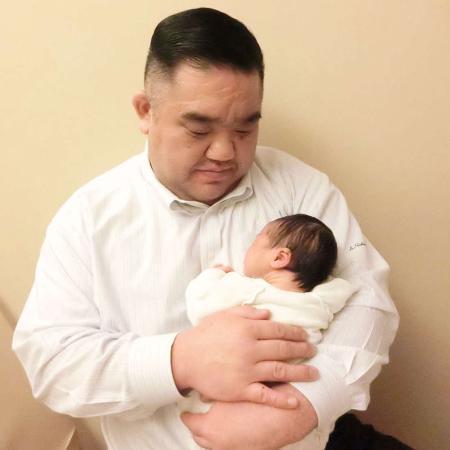 元関脇若の里がパパに、第1子3416gの女児 (日刊スポーツ) - Yahoo!ニュース