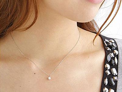 ベネチアンチェーンとスクリューチェーンのネックレスの選び方 | ダイヤモンド大辞典