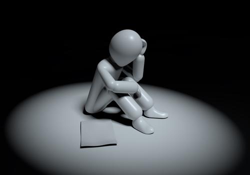 月曜日のことを考えると日曜日の朝から憂鬱な人