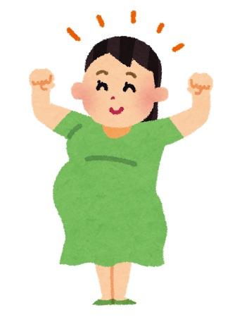 妊婦太り過ぎ防止メニュー