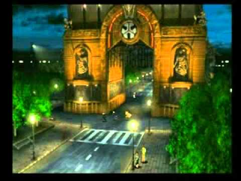ゲームで好きなステージや街