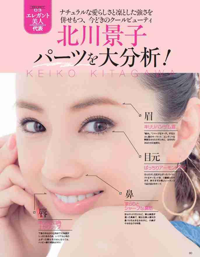 エレガント美人代表、北川景子顔はメイクで作れる!必須ポイント4つ - Woman Insight | ファッション・モデル・恋愛、すべての女子への情報サイト