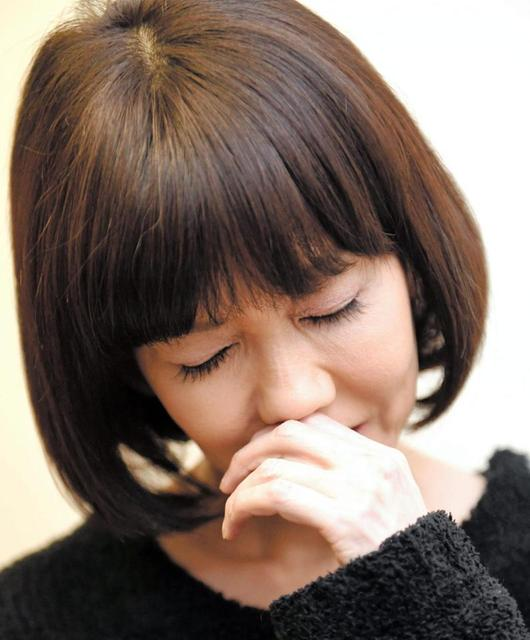 松本伊代 涙で謝罪「反省しています」 ヒロミに「すごく怒られた」