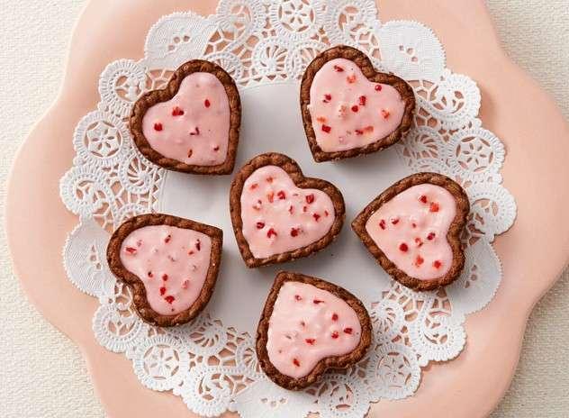 バレンタインチョコレートこれから手作りする方