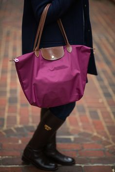ロンシャンのバッグを愛用してる方!