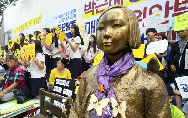 安倍晋三首相が韓国に冷ややかな理由 慰安婦像問題も織り込み済みか - ライブドアニュース