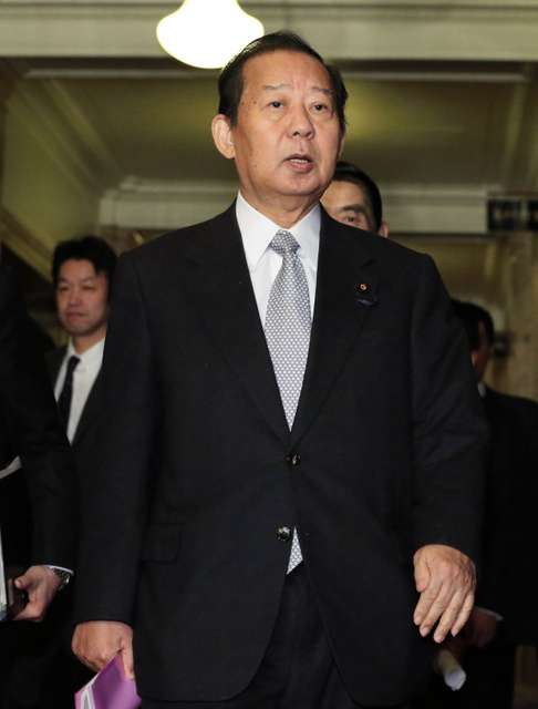 駐韓大使の帰任「早い方が良い」 自民・二階氏:朝日新聞デジタル