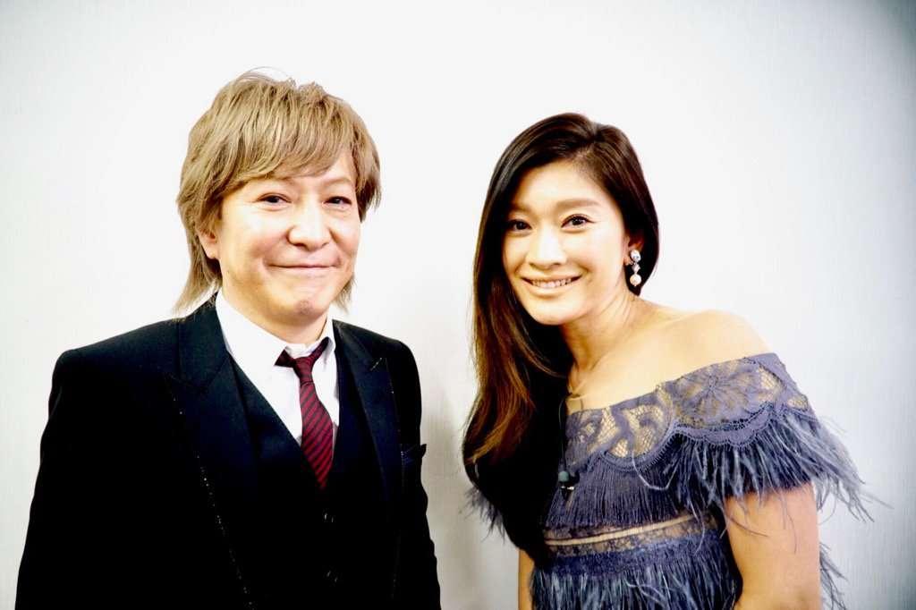小室哲哉、篠原涼子との「20年ぶり」再会2ショット公開で「お二人とも笑顔がステキ」「胸熱です」