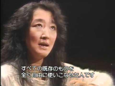 Debussy 12 Etudes : interview Mitsuko Uchida part2 (Germany) 日本語字幕付 - YouTube
