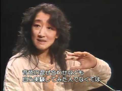 Debussy 12 Etudes : interview Mitsuko Uchida part1 (Germany) 日本語字幕付 - YouTube