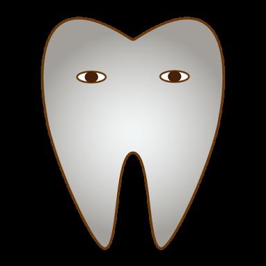 銀歯何本ありますか?
