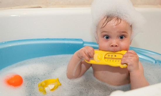 1歳児のお風呂について