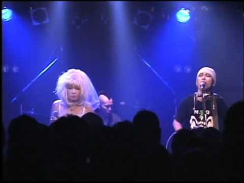 M.J.Q with 戸川純 - 21世紀のニューじじい - YouTube