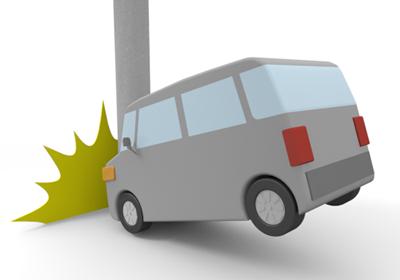 「うとうと…」父運転の車が電柱衝突、2カ月男児死亡 神戸