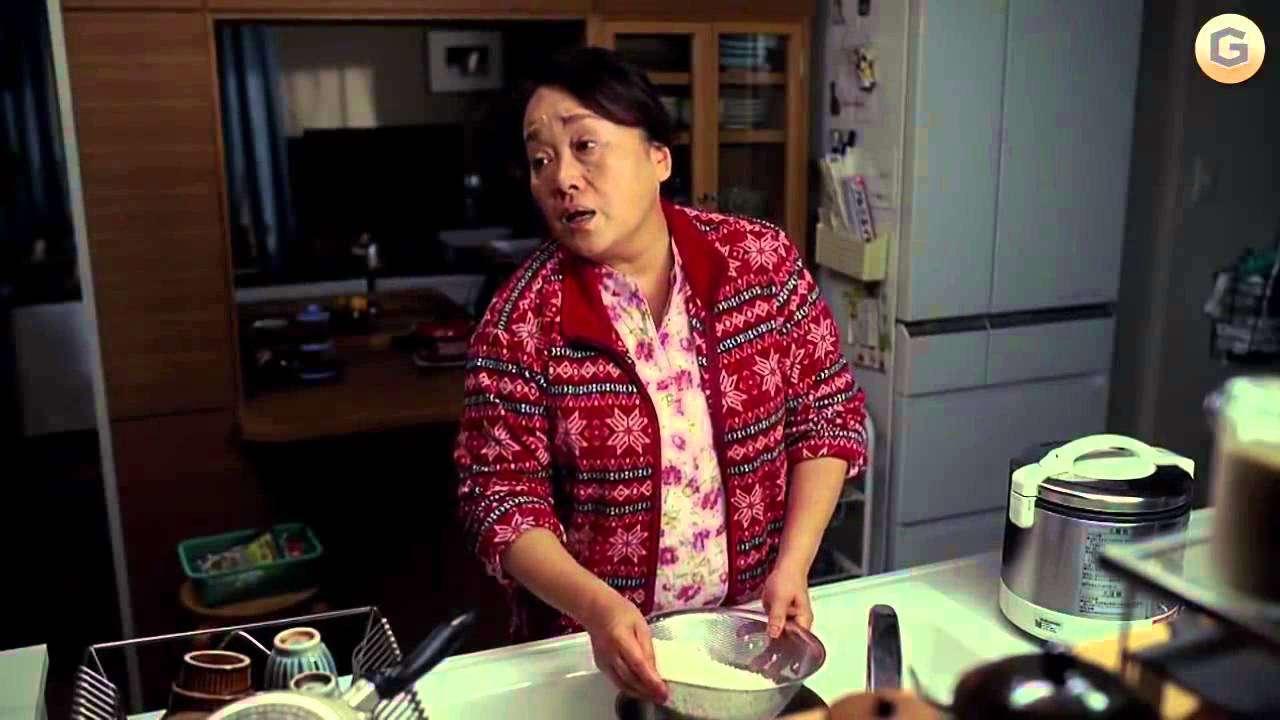 東京ガス CM 家族の絆 「母からのエール」篇 - YouTube