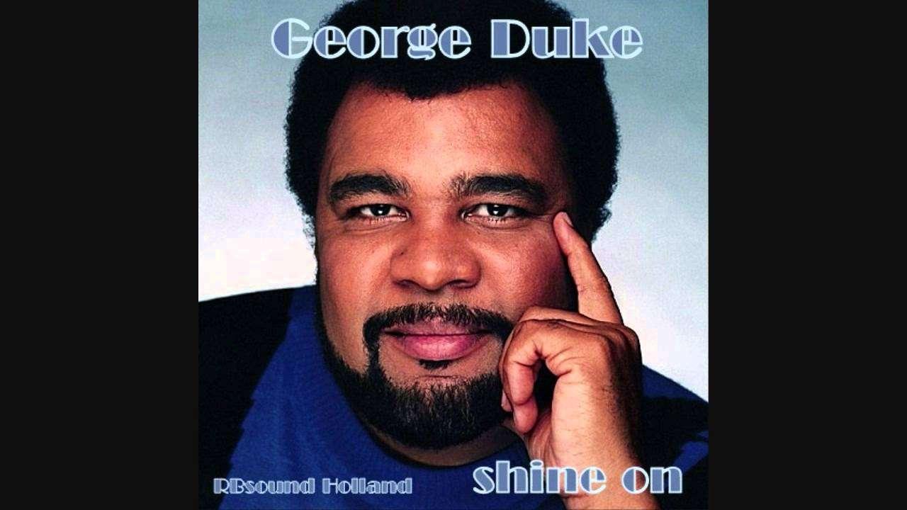 George Duke - Shine On  ( HQsound ) - YouTube