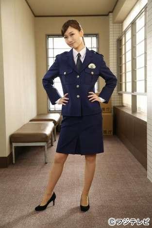 大塚愛、香里奈ドラマで婦人警官役「どうせなら誰かを逮捕したかった」
