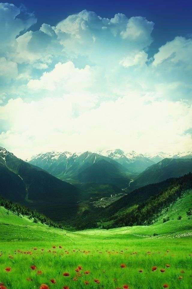 ひたすら壮大な景色を貼るトピ