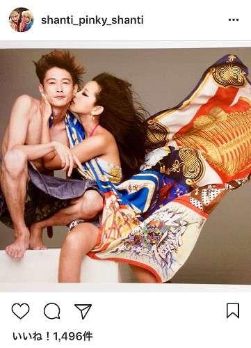 窪塚洋介の妻・PINKYが第1子妊娠「天から尊い命がやって来ました」 : スポーツ報知