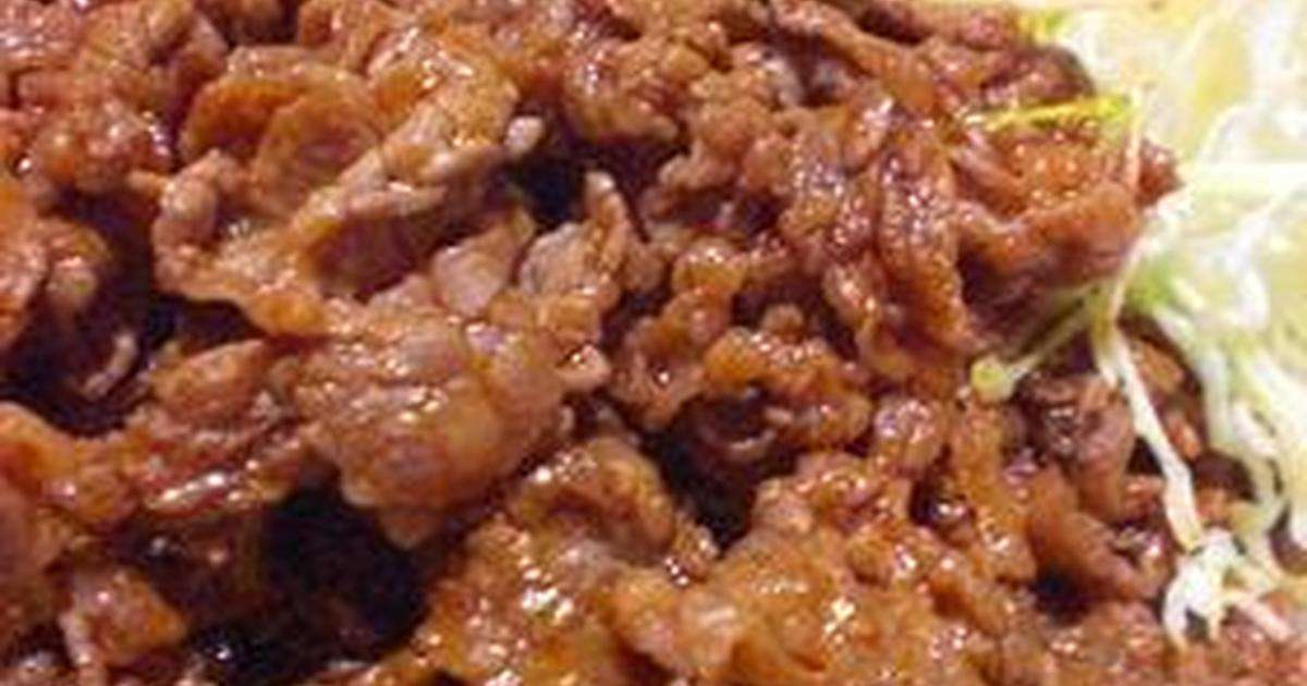 感激が忘れられない牛肉ケチャップ♡ by ユメもふぁ [クックパッド] 簡単おいしいみんなのレシピが262万品
