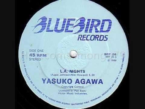 Jazz Funk - Yasuko Agawa - L.A. Nights - YouTube