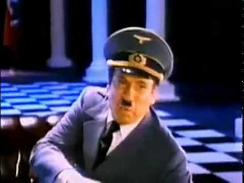 MEL BROOKS - THE HITLER RAP (To Be Or Not To Be) 1984 (Audio Enhanced) - YouTube