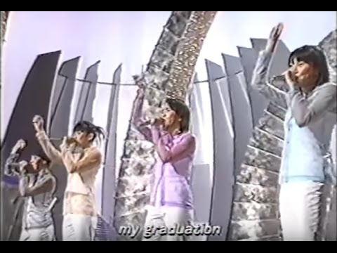 SPEED - my graduation (TV - LIVE) - YouTube