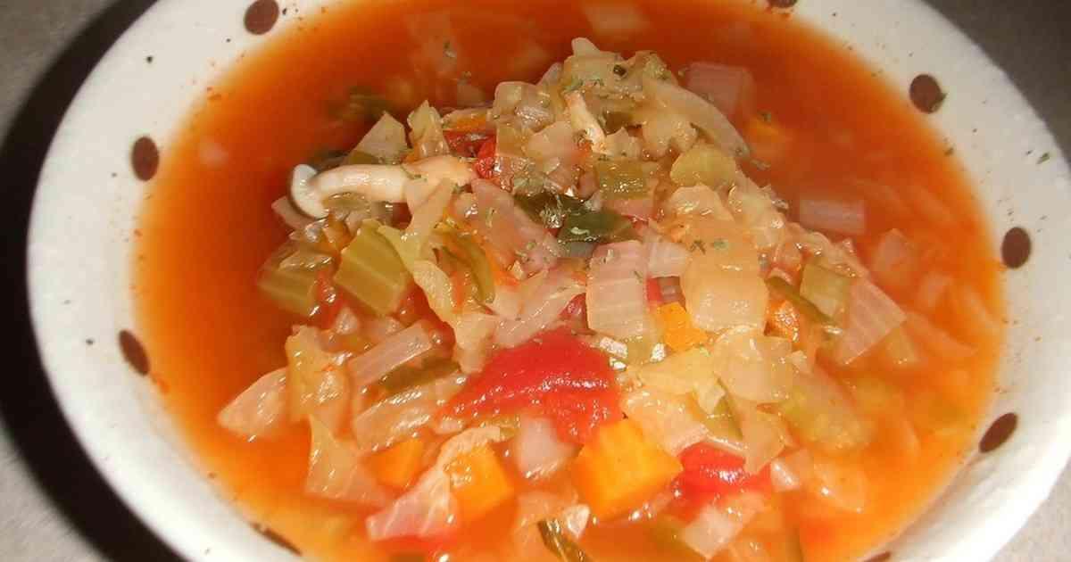 簡単!!7日間の脂肪燃焼スープ☆ by ฺ♡☺すまりん☺ฺ♡ [クックパッド] 簡単おいしいみんなのレシピが263万品