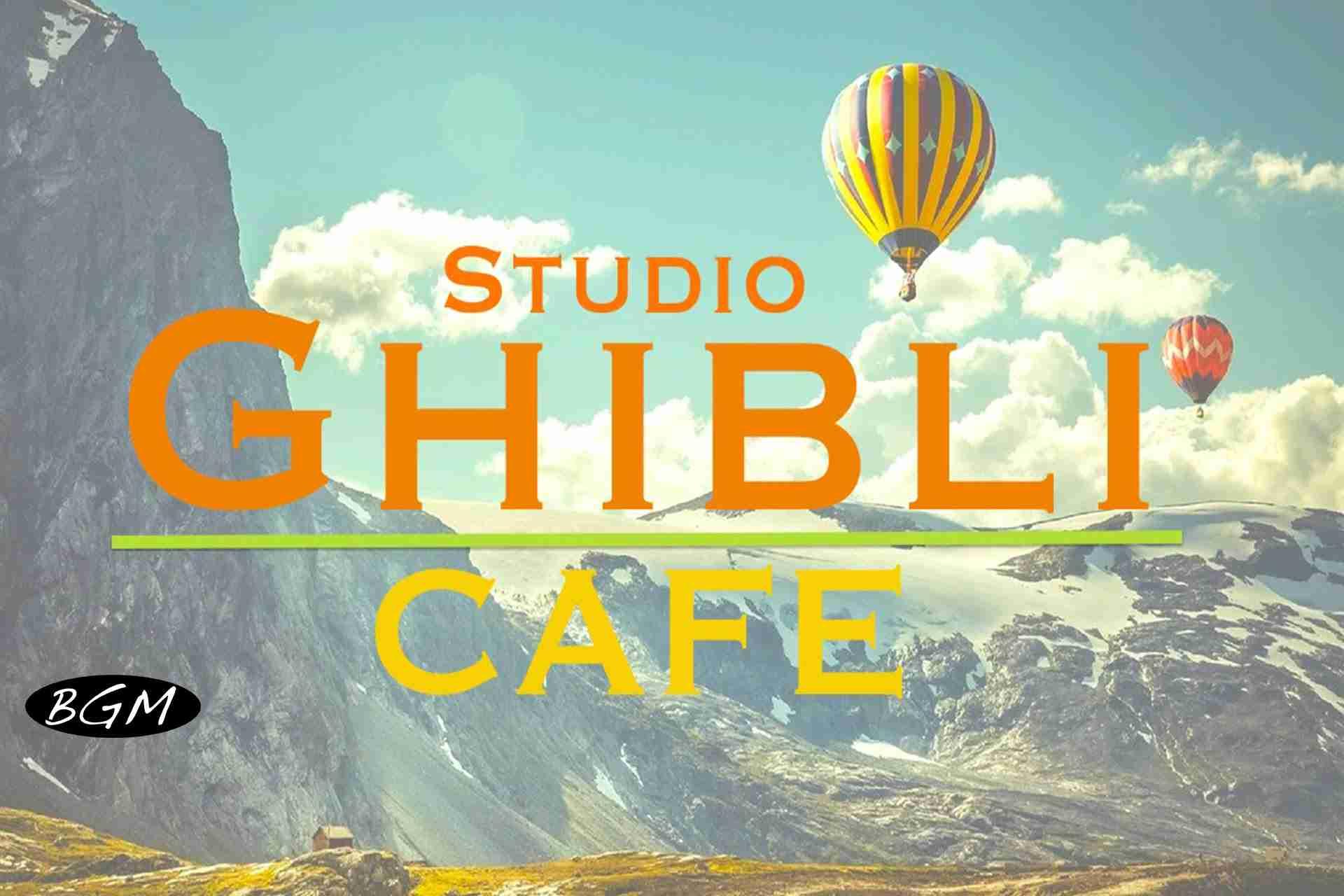 #ジブリJazz#スタジオジブリ カフェミュージックカバー! 作業用や勉強用に!! - YouTube