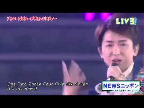 嵐 NEWS日本 - YouTube