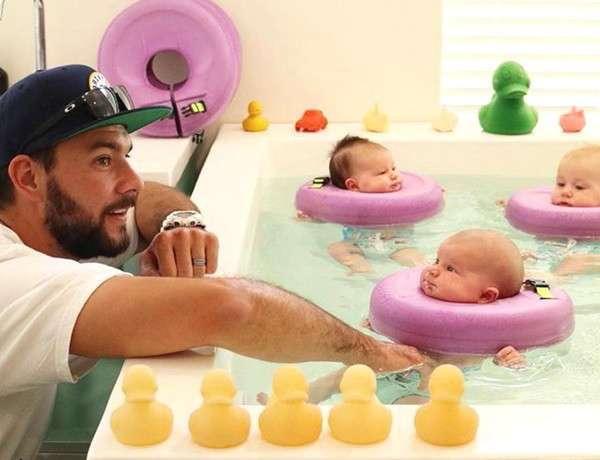 赤ちゃんだって癒されたい!大人顔負けの「ベビースパ」が海外で話題沸騰中 - Spotlight (スポットライト)