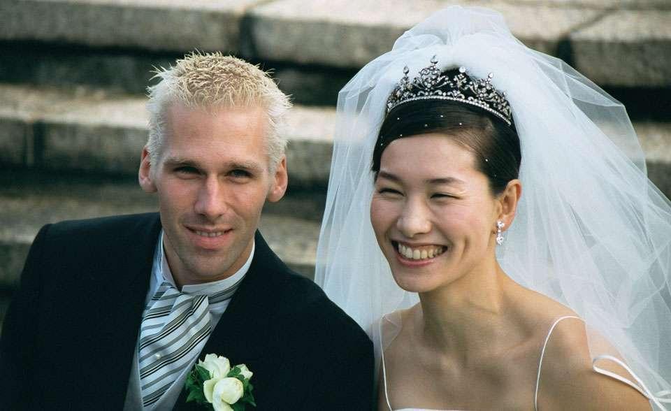 伊達公子 クルムとの離婚を発表「これからは別々の道を進む」