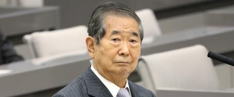 【悲報】石原慎太郎さん「全ての字を忘れた。ひらがなも分からない」完全勝利へ