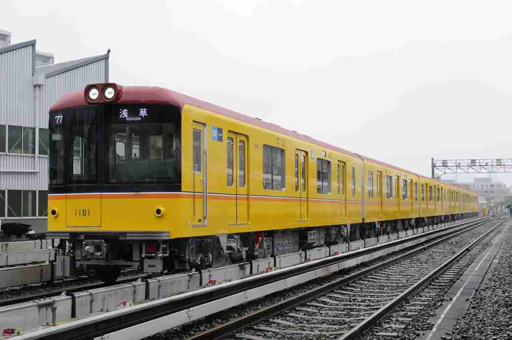 東京の地下鉄について