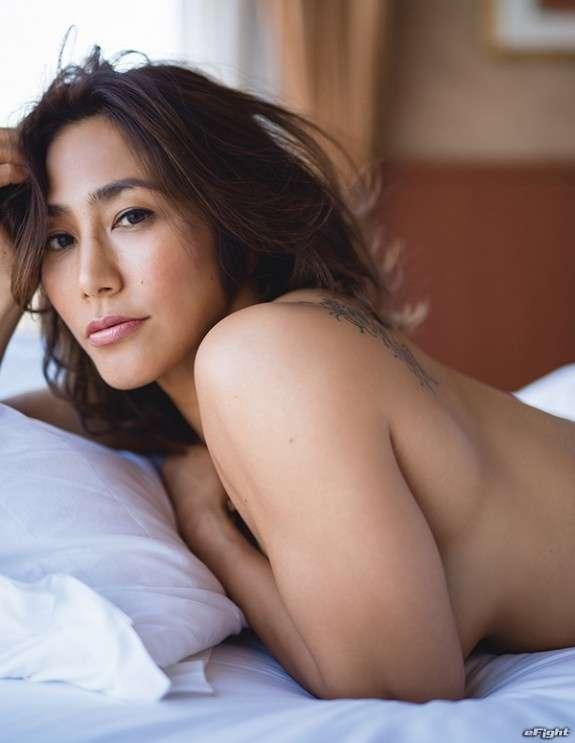 【RIZIN】山本美憂・42歳の最強ヌードを披露