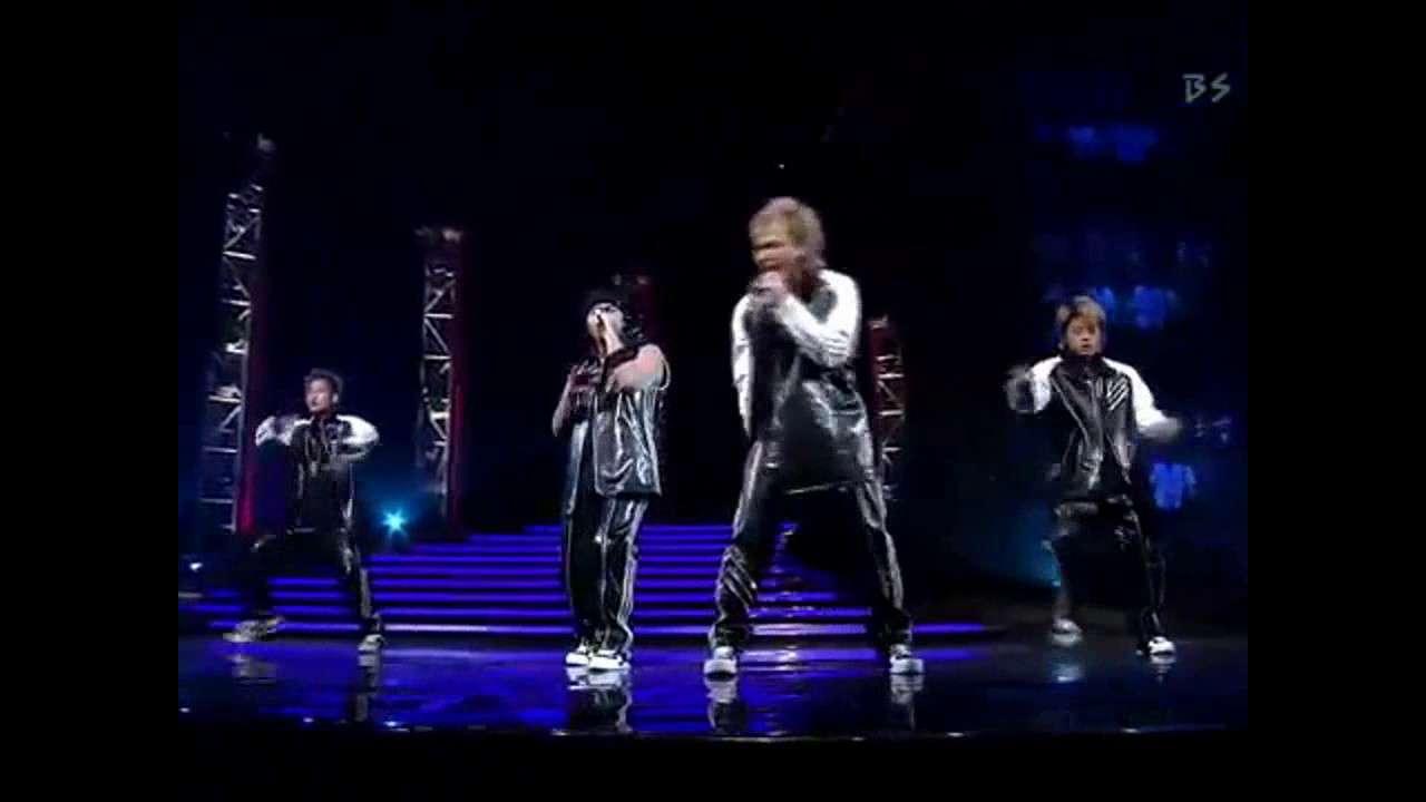 DA PUMP - if...(レコード大賞) - YouTube