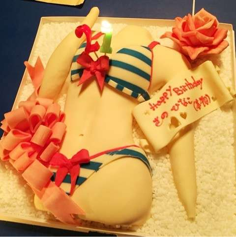 """辻希美、杉浦太陽バースデー""""ビフォーアフター""""ケーキで祝福「見た瞬間笑ってました」"""