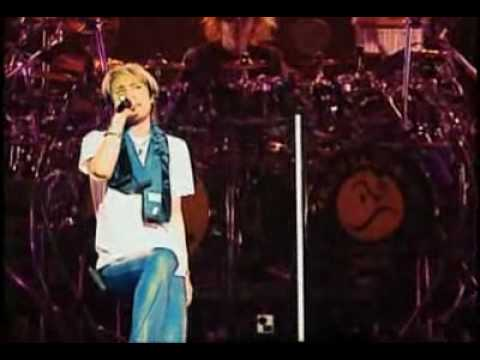 SIAM SHADE V8 - 1/3の純情な感情(LIVE) - YouTube