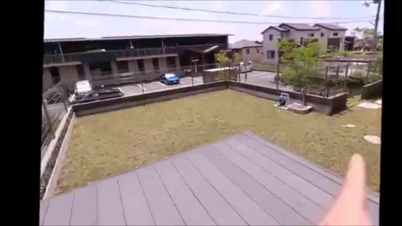 炎上 大阪の不動産屋の女性 物件紹介動画で堂々と・・・⑥ 話題の動画 チラッと顔が・・・ - YouTube