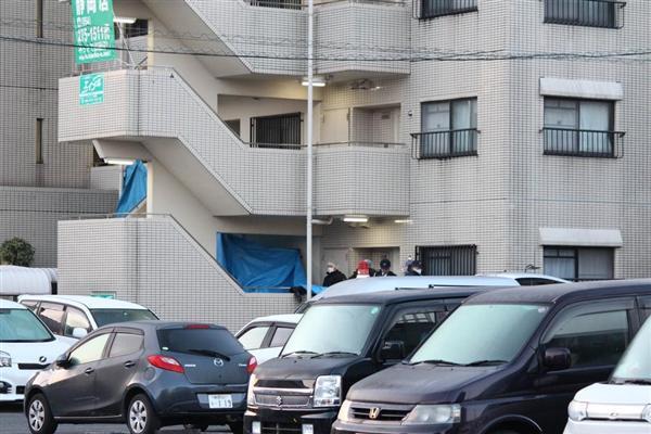 「家族がみんな死んでいる」20代女性が通報 静岡で一家4人が刃物で殺害 無理心中か - 産経ニュース