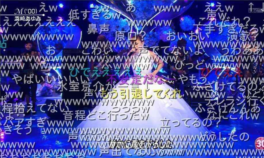 浜崎あゆみの好きな曲を挙げるトピ
