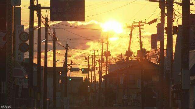 東日本大震災から6年 今も12万人余が避難生活 | NHKニュース