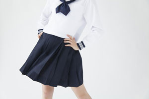 到底信じられない!なぜ日本の学生は冬でも短いスカートを穿くのか=中国-サーチナ