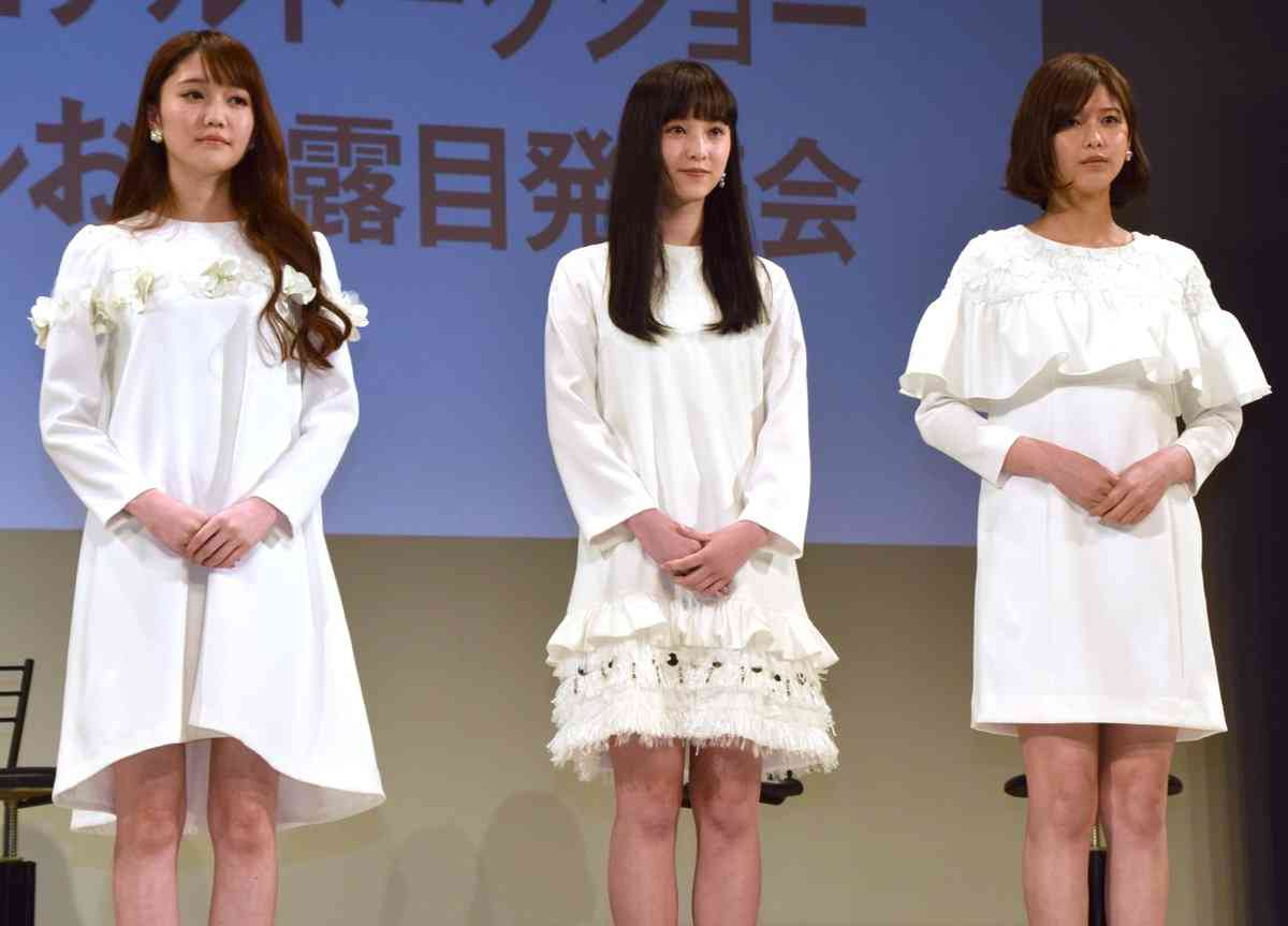 欅坂46渡邉理佐、グループ初の専属モデル就任 ファッション誌『non-no』に抜てき