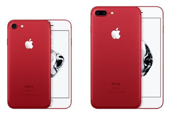 赤いiPhone 25日発売、売上げ一部は寄付