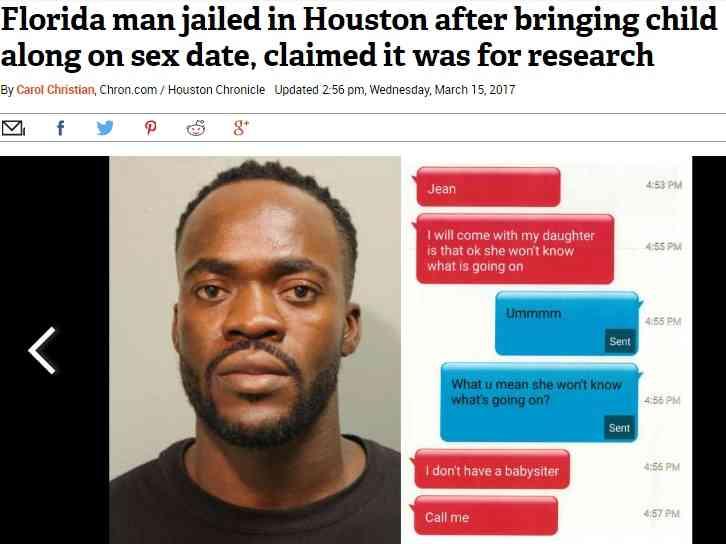 「ベビーシッターが見つからない」売春婦の待つホテルに6歳娘を同行させた父逮捕(米)