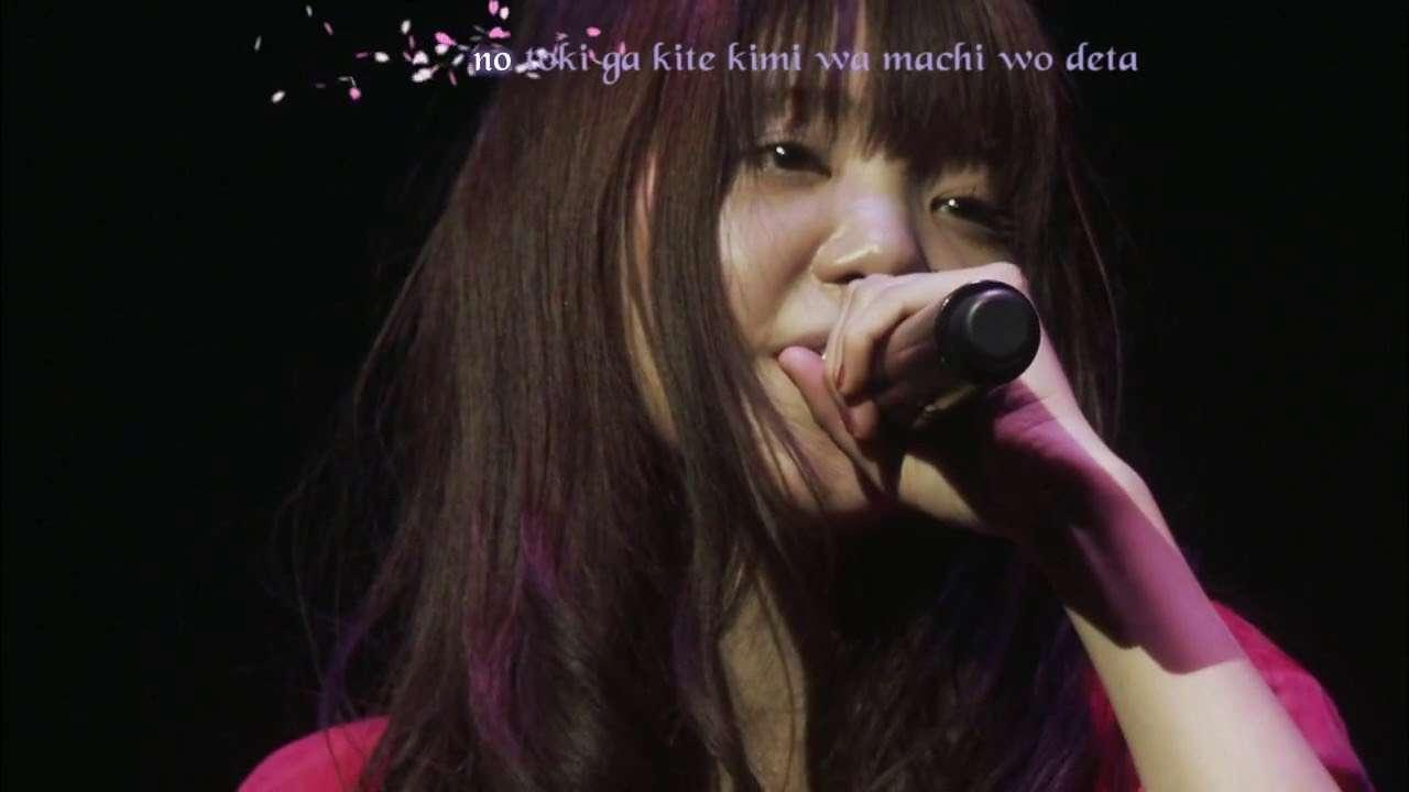 Ikimono Gakari - Sakura Minasan Konnitsua 2010 Nandemo Arena - YouTube
