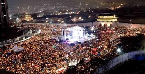ソウル市「ろうそく集会、ノーベル平和賞を推進」 (中央日報日本語版) - Yahoo!ニュース