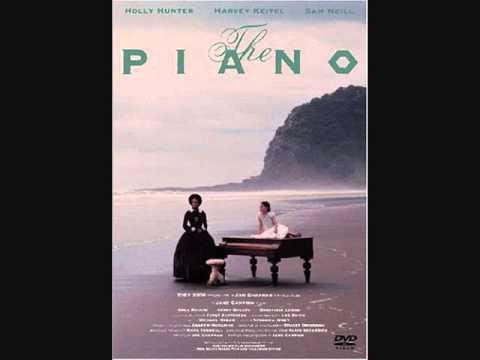 映画「ピアノレッスン」より、「楽しみを希う心」 - YouTube
